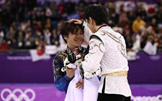 日本滑冰王子不搶後輩風采 羽生結弦「跪地爬行照」熱傳