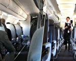 影片錄驚險一刻 飛機迫降遇氣流 空姐尖叫 乘客反應爆讚