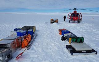南极冰川漂浮区比想像更大 恐加速崩解