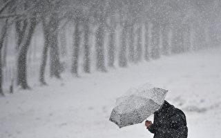 暴風雪再襲美東北部 4000多航班被取消