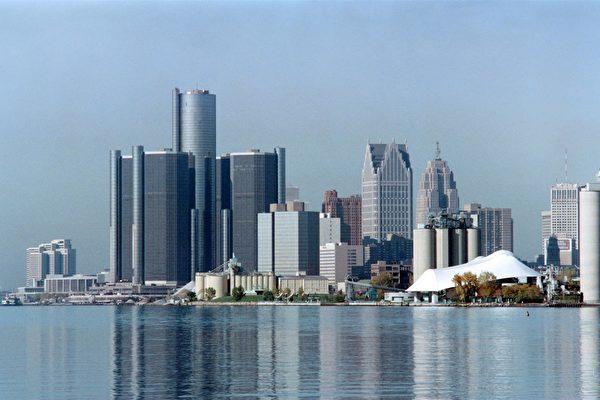 全美最活躍的房地產市場排名剛剛出爐,在300個城市大區中,底特律名列第四,成為美國房地產投資新星。(Detroit & Co.提供)