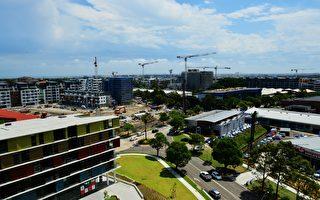 澳洲十個購買樓花風險區 悉尼佔前4名