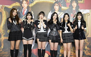 GFRIEND办Showcase 宣告5月中旬日本出道