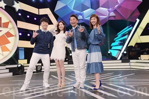 三立都會台「綜藝大熱門」挑戰大明星來賓國民天后徐懷鈺