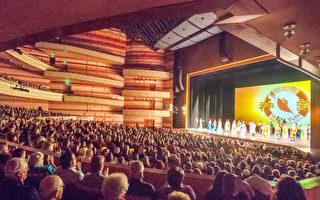 神韻鹽湖城演出連連爆滿 市長們讚提升心靈