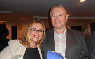 波蘭記者愛神韻 感覺充滿了喜悅