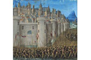 聖城期待神再臨—耶路撒冷四千年的故事(7)