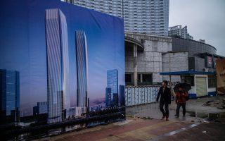 一幅贸易战漫画 透露中国经济一个大问题