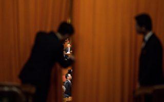 中共國務院新一屆人選名單公布。(FRED DUFOUR/AFP/Getty Images)