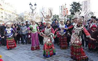 華裔議員:中國新年已成為巴黎人重要節日