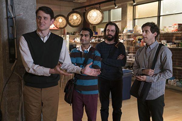 美剧《硅谷群瞎传》第五季 3月下旬首播