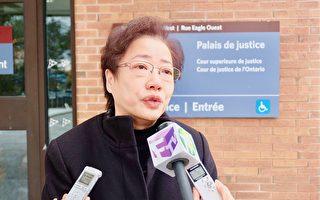 潘鈺儀上訴失敗 或須立即坐牢