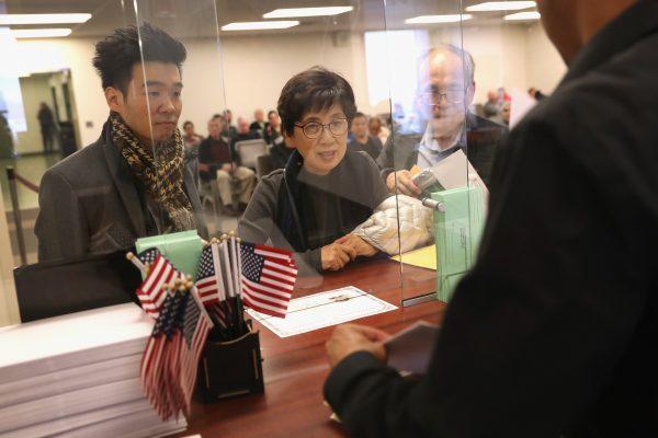 美國安部調查移民局綠卡辦理 發現拖延嚴重