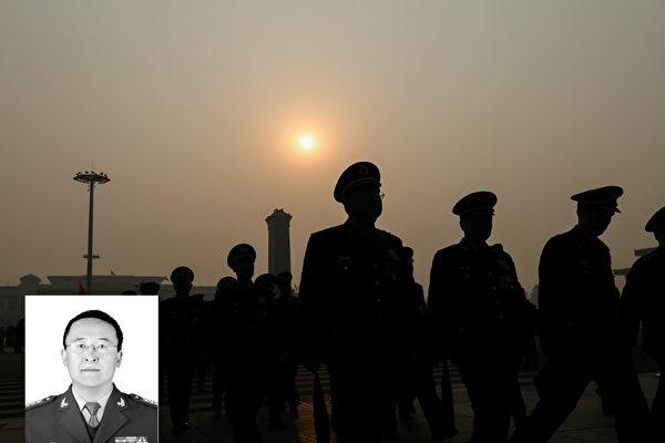 中共前军委副主席郭伯雄之子郭正钢利用其父的权势,曾大肆敛财。(大纪元合成图)
