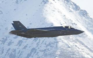 空战新时代 F-35战机同时摧毁两架无人机
