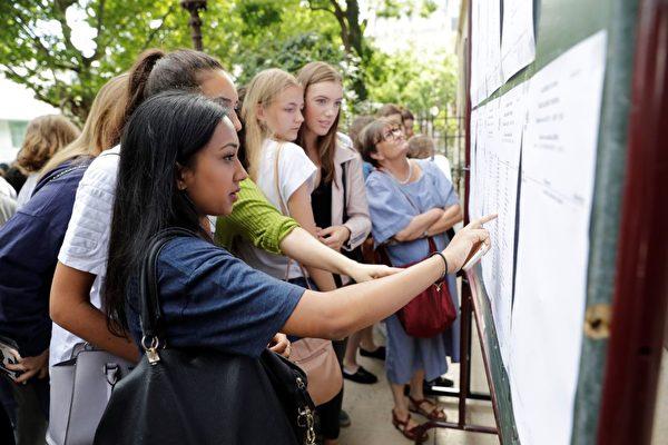 2018巴黎高中排名 私立學校居首