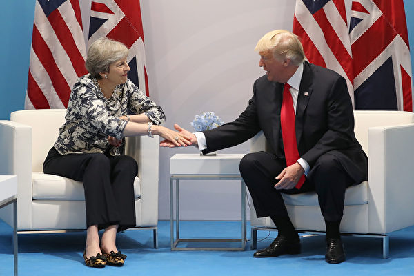 前俄諜中毒案 川普考慮支持英國制裁俄國