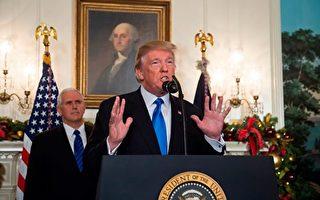 川普下周二访加州 关心边界墙