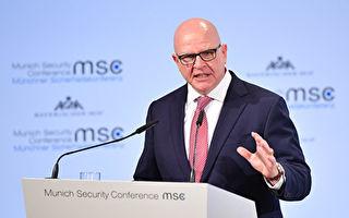白宫:国安顾问麦克马斯特将离职报导是谣言
