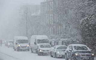 美感恩节旅行旺季 2100万人受风暴影响