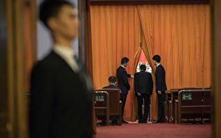 中共政治局常委下團的安排引人揣測