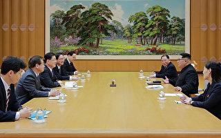 朝鮮願棄核與美韓對話 川普:等着瞧