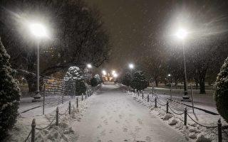 暴風雪襲美東北 100多萬戶斷電3000航班取消