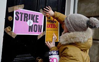 教師拒絶協議 英國大學或面臨更多罷工