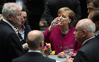 德國新政府成立 三黨再次組成大聯合政府