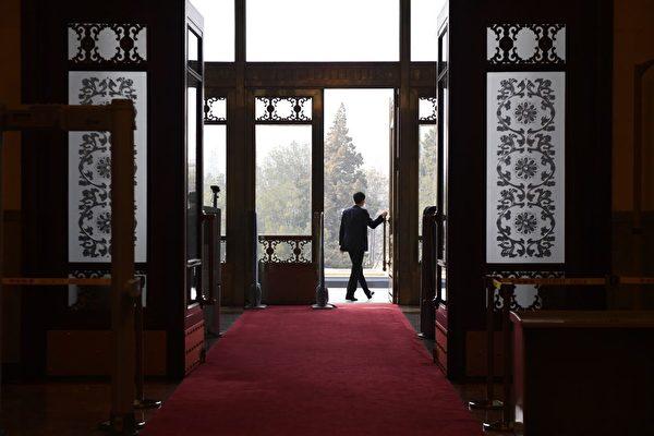 中共公布国务院机构改革方案。(GREG BAKER/AFP/Getty Images)