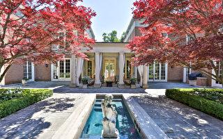 Rosedale玫瑰谷值得擁有的田園宮殿