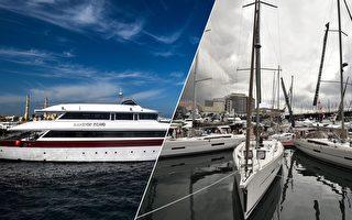 世界第四大!台湾游艇让全球买家惊艳