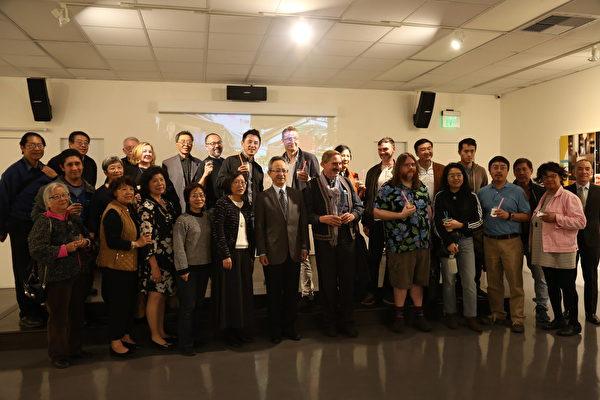 臺灣美食與文學特展 吸引參觀者