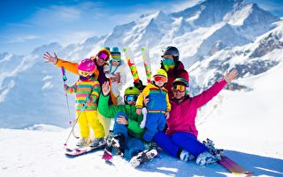 中国新移民爱上了滑雪 也就爱上了加拿大