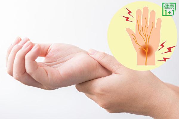 手麻、手腕没力?当心腕管综合症 别让肌肉萎缩