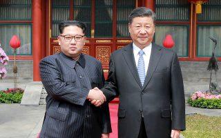 習近平抵達朝鮮 外媒析中朝各懷什麼目的