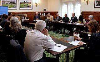 英议会大厦反中共强摘器官会议 各界声援