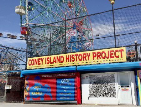 康尼島歷史工程,4月21日導游團活動集合地點。