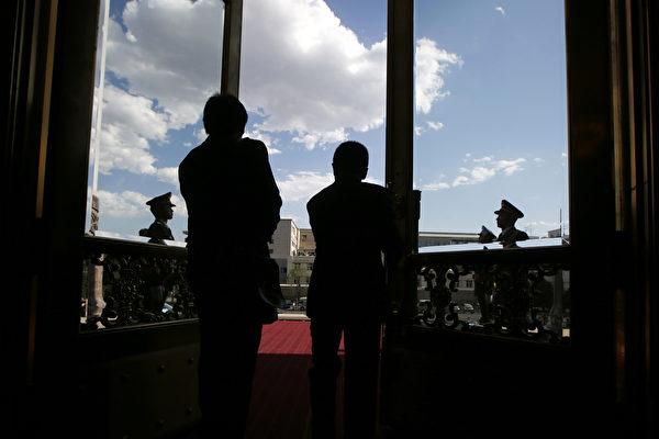 中共各省市的「兩會」近期紛紛宣布調整會期,引發外界猜測。(Aly Song – Pool/Getty Images)