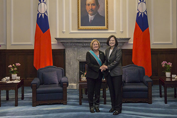 美众议员:美台合作帮助台湾抵御中共打压