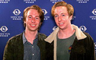 好莱坞双胞胎演员:支持神韵复兴传统文化