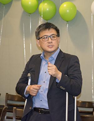 圣地亚哥华人为江俊辉竞选州长筹款
