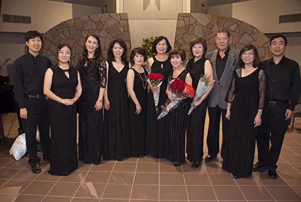 「歌聲飄揚」 聖地亞哥華聖合唱團走過30年
