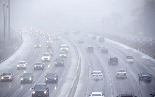 冰雨、大風齊襲 多倫多4萬多居民停電 車禍超1,200起