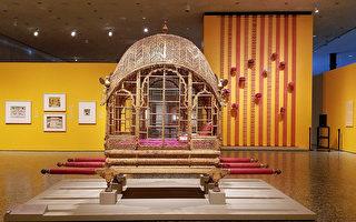 印度王室藝術展《沙漠孔雀》休斯頓登場