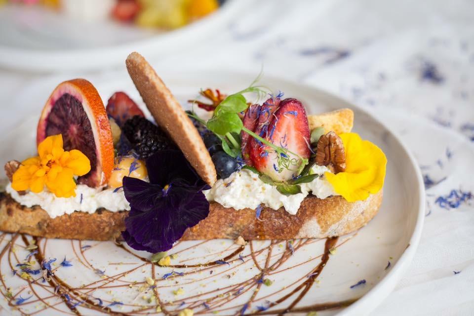 带您领略秘密花园餐厅