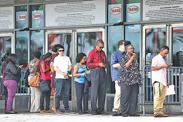 美7月就业攀升 失业率和薪资增长优于预期