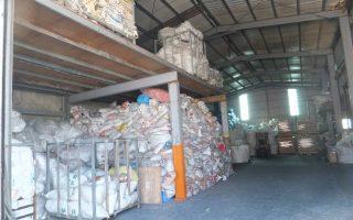 抓到新北塑胶工厂排空污 最高罚100万
