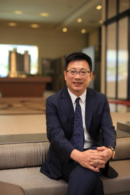 寶君建設董事長吳國寶連任新竹縣不動產開發公會理事長