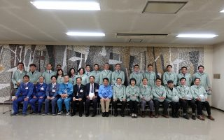 参访日本六供清扫工场 探讨焚化厂延役方案